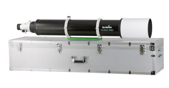 A vendre : Lunette 150ED sky Watcher Evostar (comme neuve) - Vendue 119