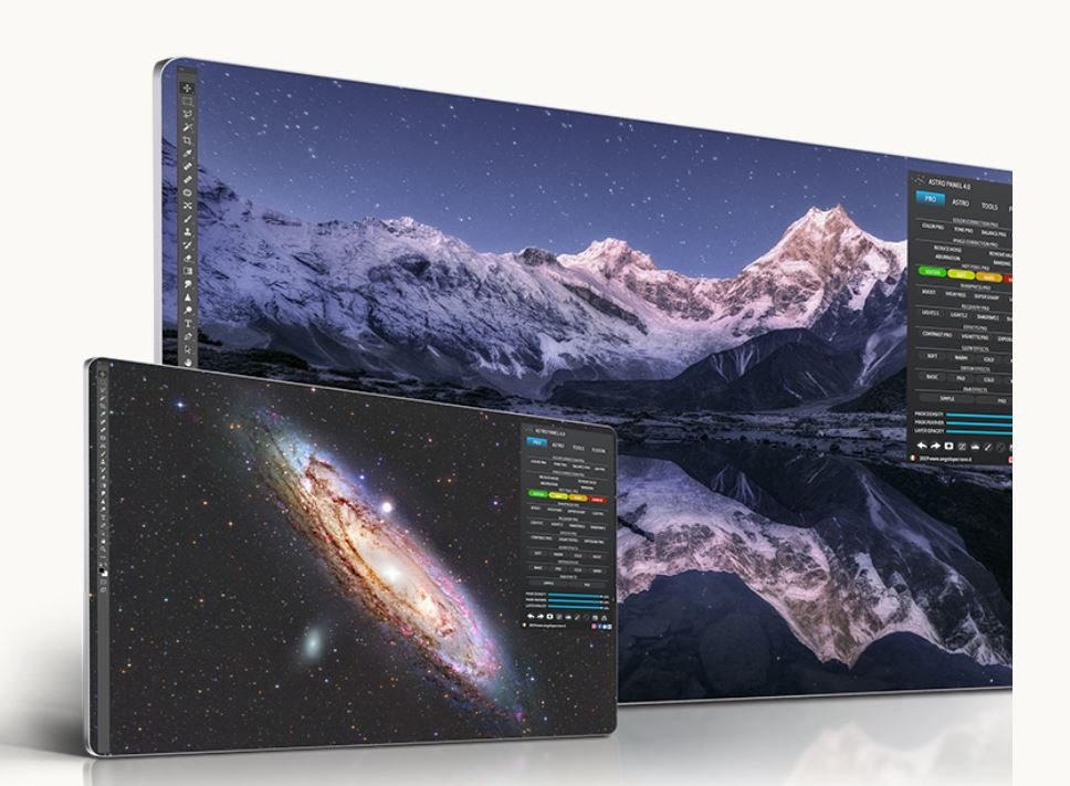 Astro Panel 4.0 126
