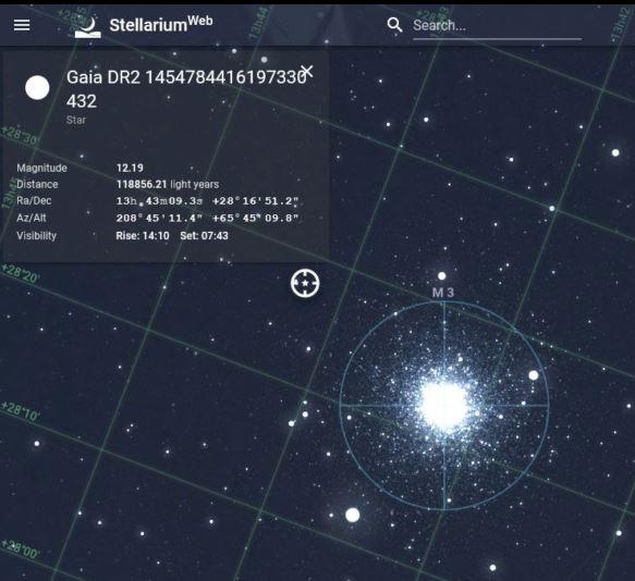 Stellarium Web 128