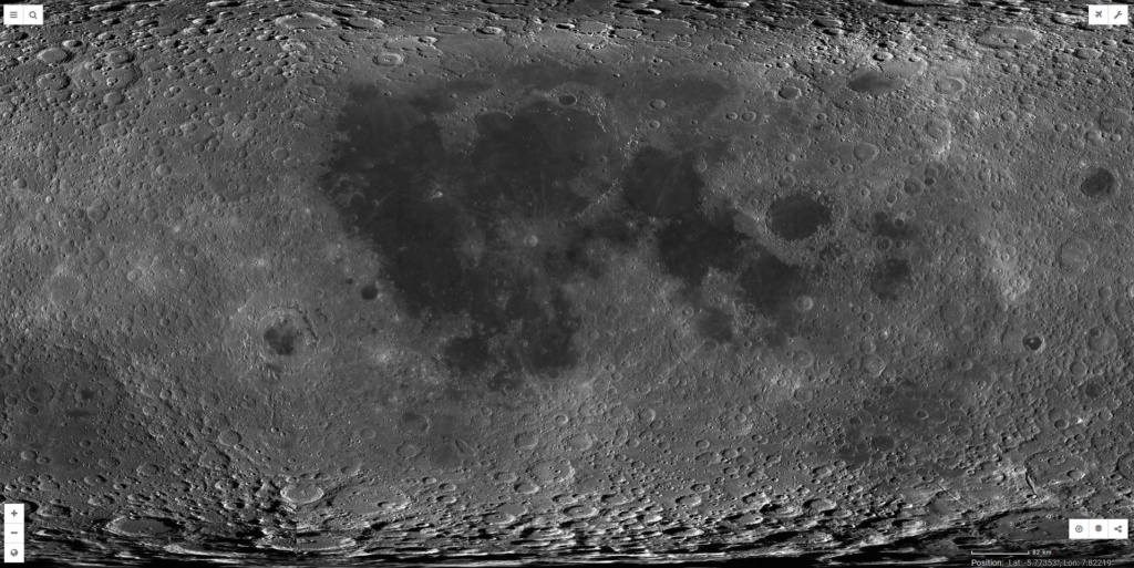 Lunar Orbital Data Explorer 1lc10