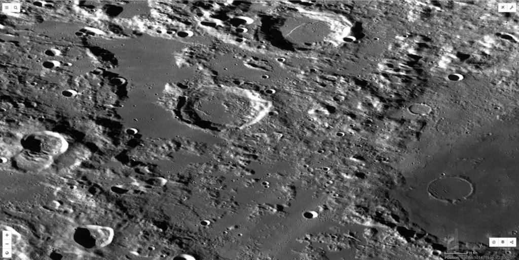 Lunar Orbital Data Explorer 1ld10