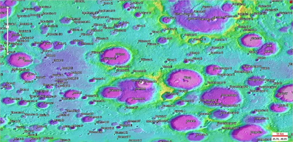 Lunar Orbital Data Explorer 22210