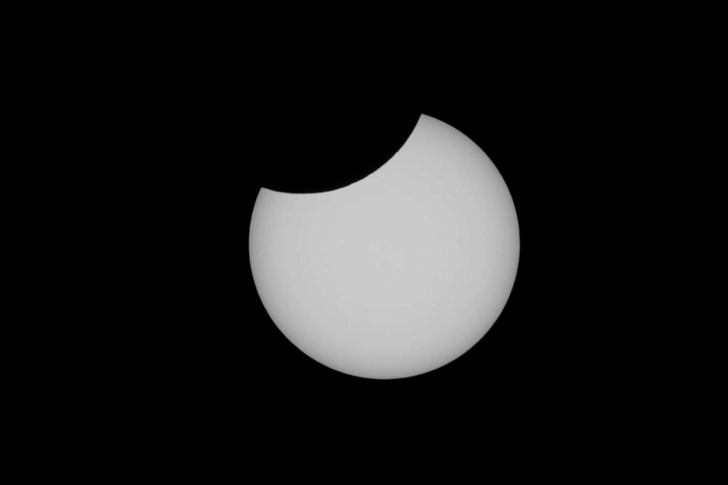 Eclipse partielle du Soleil de ce 10 juin 2021. 416