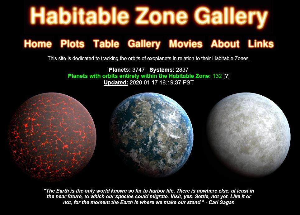 Exoplanètes :  Recherches et infos  510