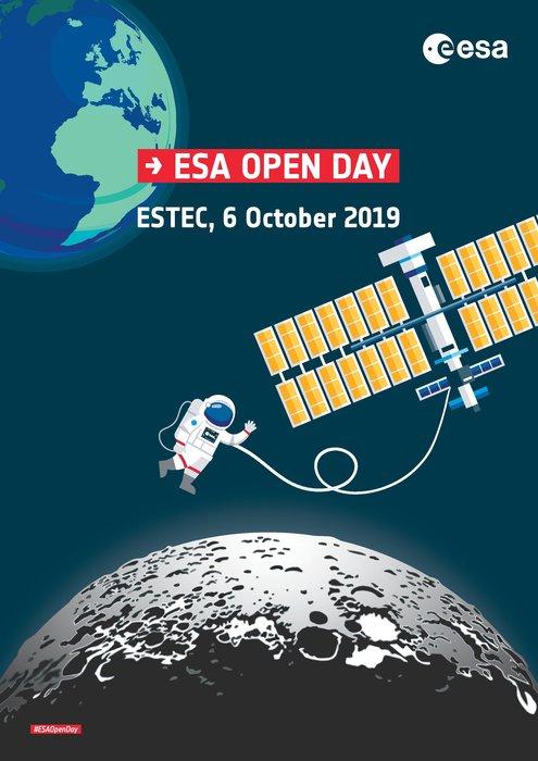 Inscrivez-vous dès maintenant pour la Journée portes ouvertes de l'ESA aux Pays-Bas Esa_op10