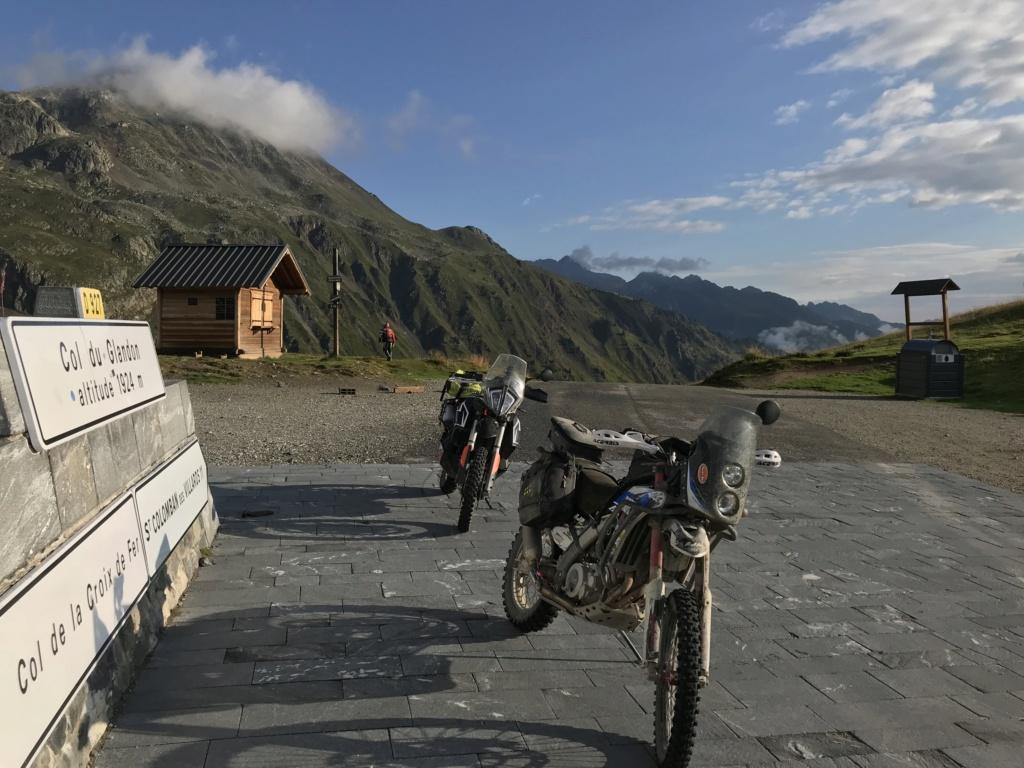 CR: 6 jours offroad entre Auvergne/Vercors/Alpes/Italie - Page 2 Img_2119