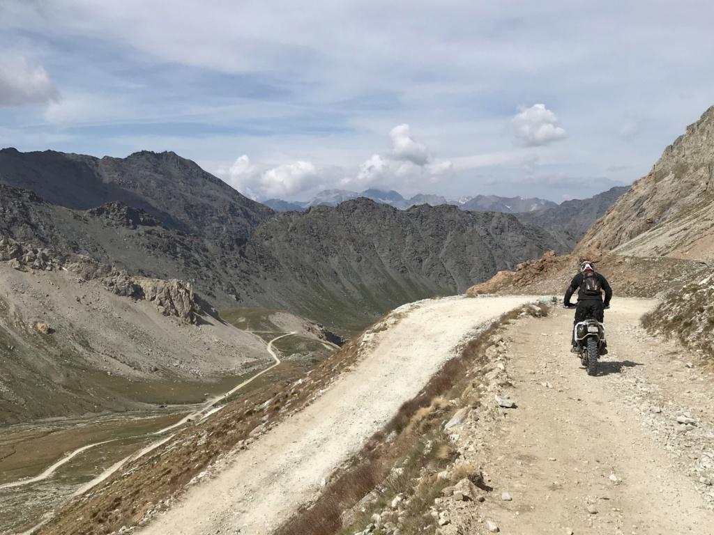 CR: 6 jours offroad entre Auvergne/Vercors/Alpes/Italie - Page 2 Img_e218
