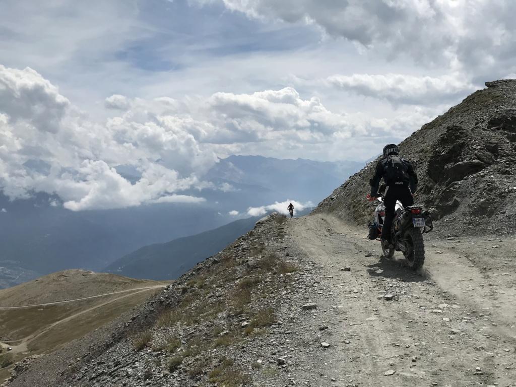 CR: 6 jours offroad entre Auvergne/Vercors/Alpes/Italie - Page 2 Img_e221