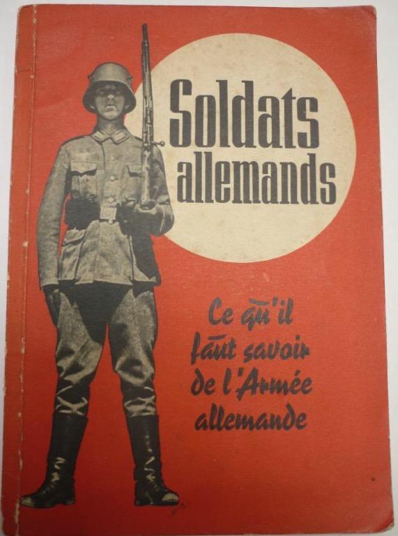 Livret allemand 1917 pour identification Armée Française Img_4622