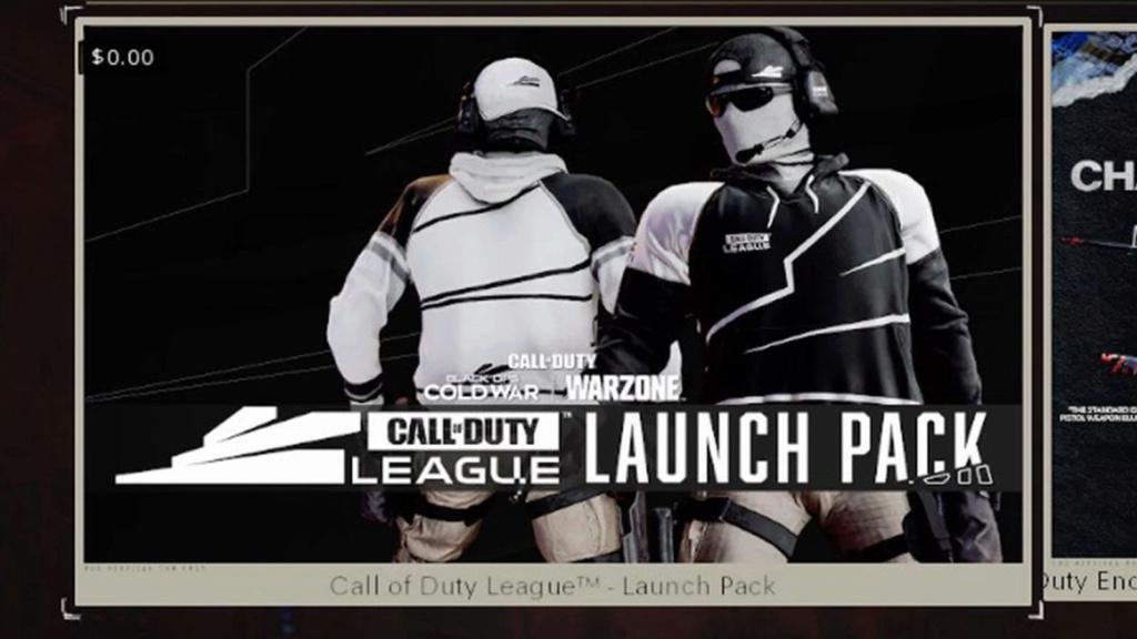 Un pack de personnalisation BOCW gratuit spécial CoD League a fuité Launch10