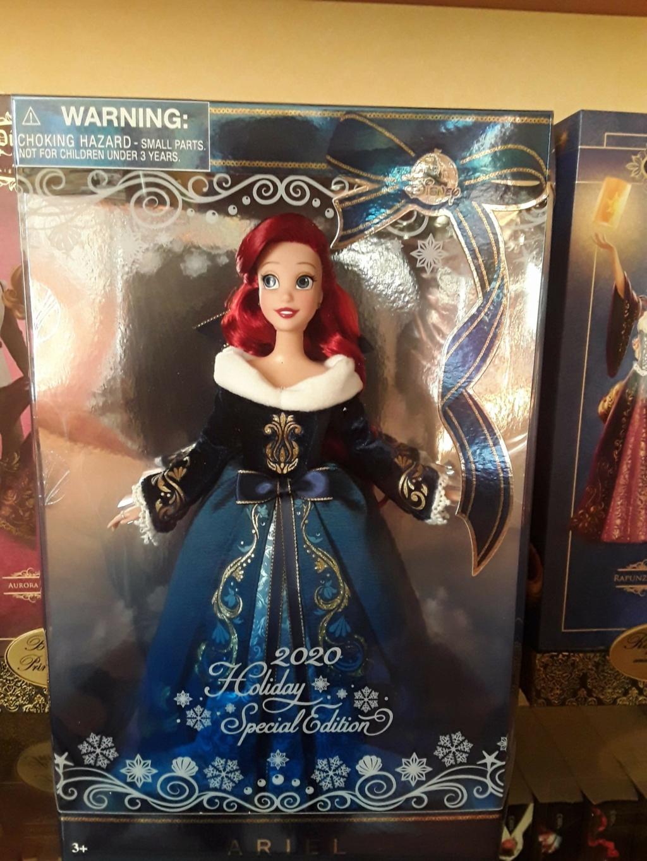 Les poupées classiques du Disney Store et des Parcs - Page 40 Receiv10
