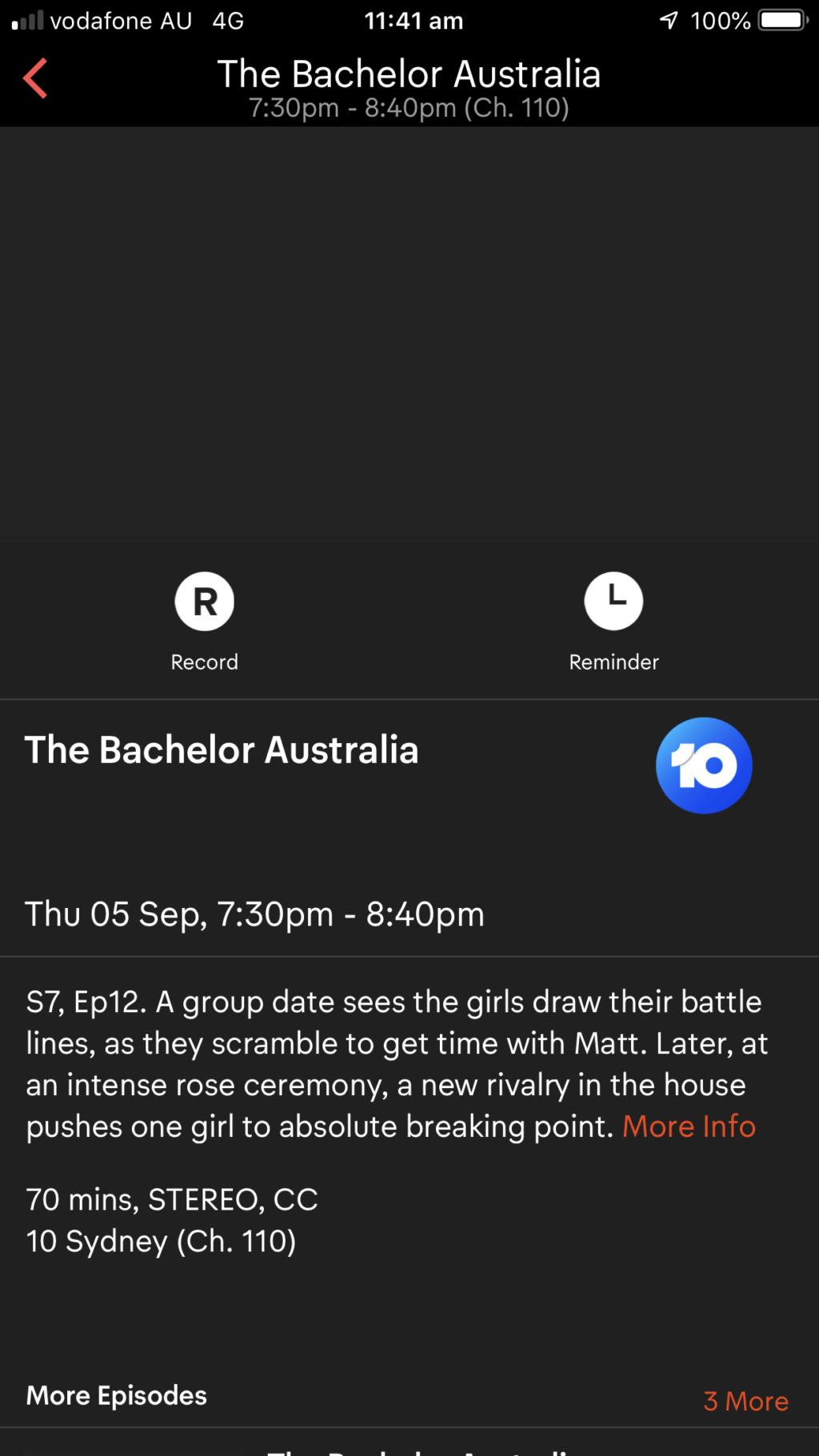 Bachelor Australia - Matt Agnew - Season 7 - Episodes #2 - *Sleuthing Spoilers*  - Page 2 70e60b10