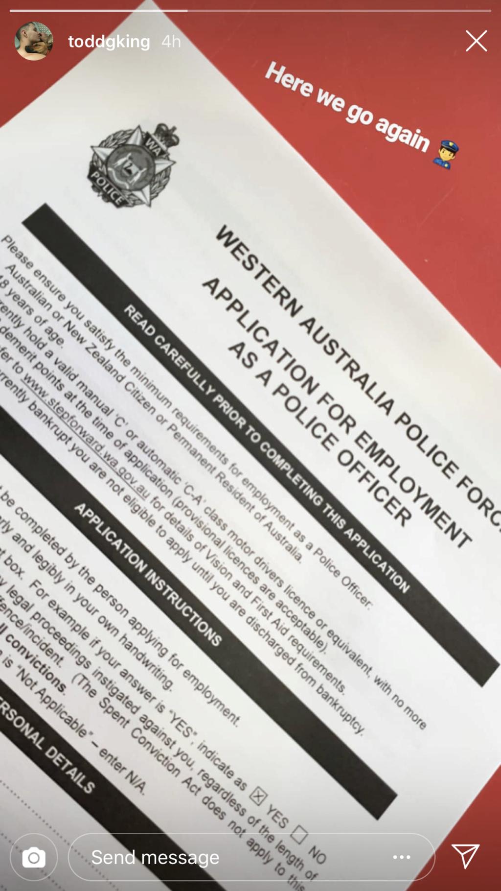 Bachelor Australia - Matt Agnew - Season 7 - Media SM - *Sleuthing Spoilers* - Page 2 A678fa10