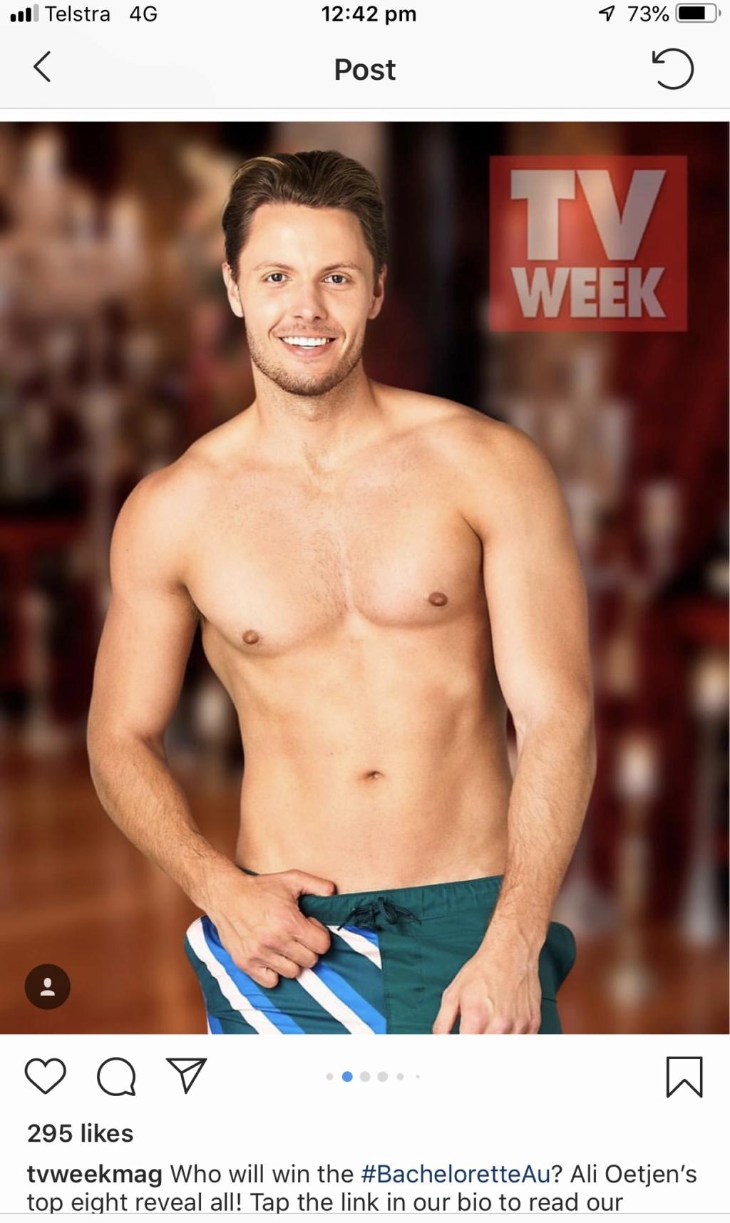 Todd King (Prince Charming aka Mr Knight in Shining Amour) - Bachelorette Australia Season 4 - Fan Forum - Page 15 C99cde10