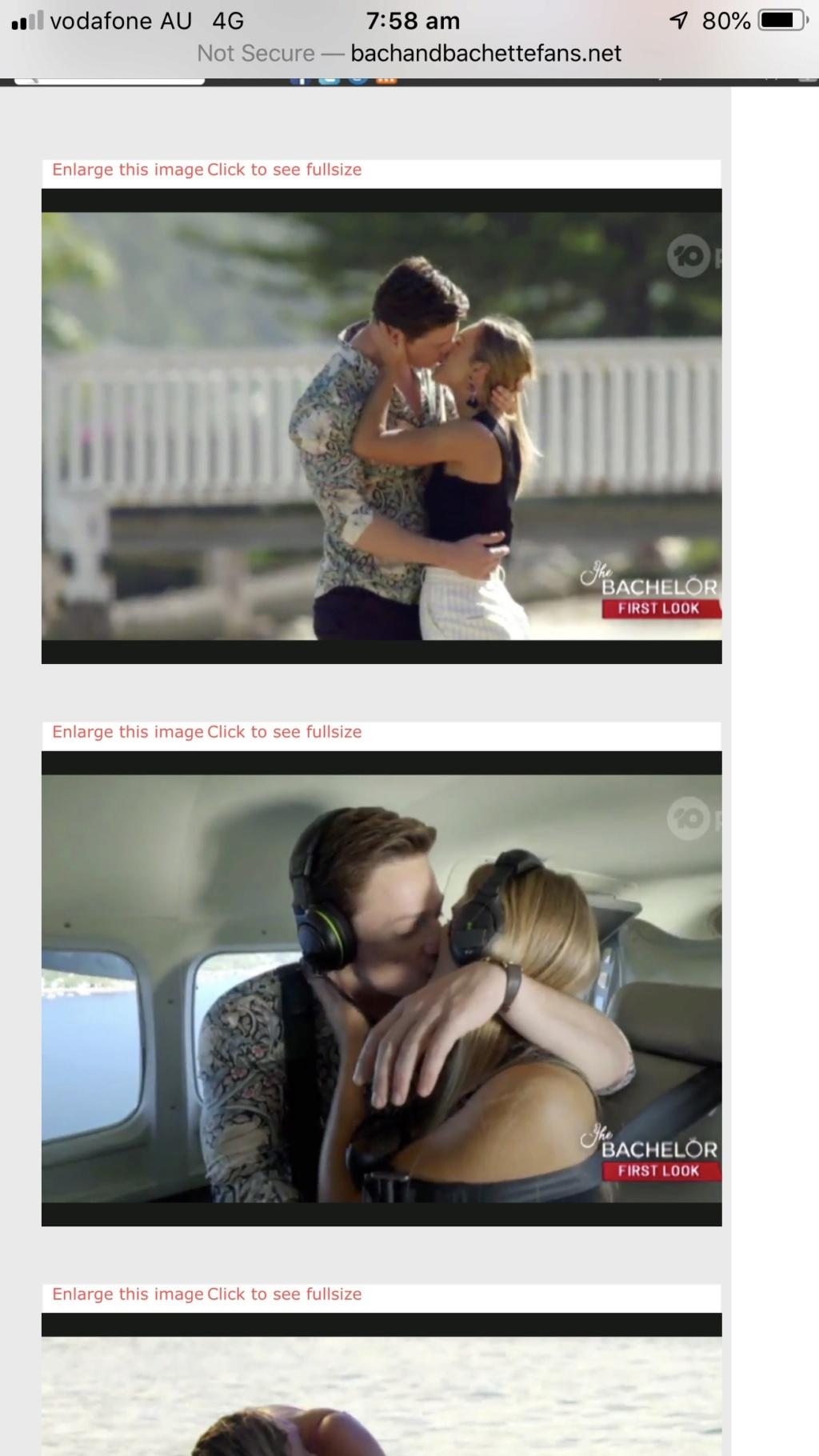 Bachelor Australia - Matt Agnew - Season 7 - Screencaps - *Sleuthing Spoilers* - Page 6 Cf65cf10