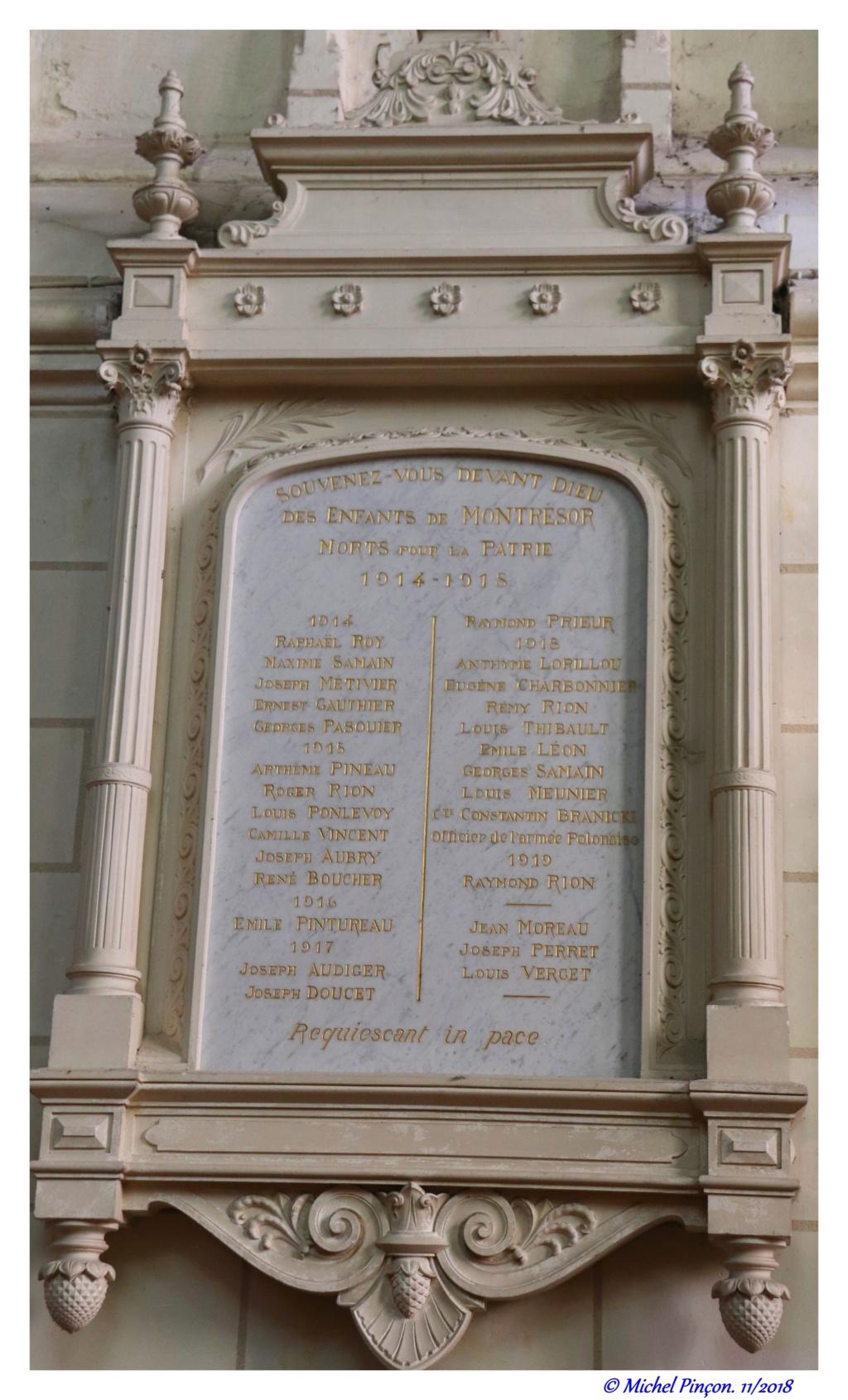 [Histoires et Histoire] Monuments aux morts originaux Français Tome 2 - Page 10 Dsc01067