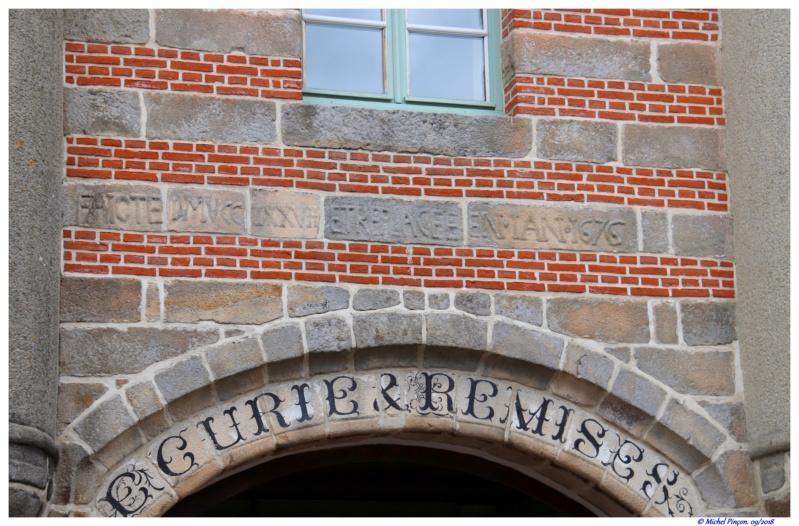 Fil ouvert-  Dates sur façades. Année 1602 par Fanch 56, dépassée par 1399 - 1400 de Jocelyn - Page 5 Dsc01275