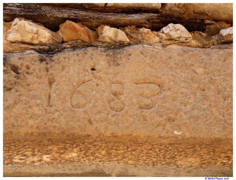 Fil ouvert-  Dates sur façades. Année 1602 par Fanch 56, dépassée par 1399 - 1400 de Jocelyn - Page 4 Dsc01633