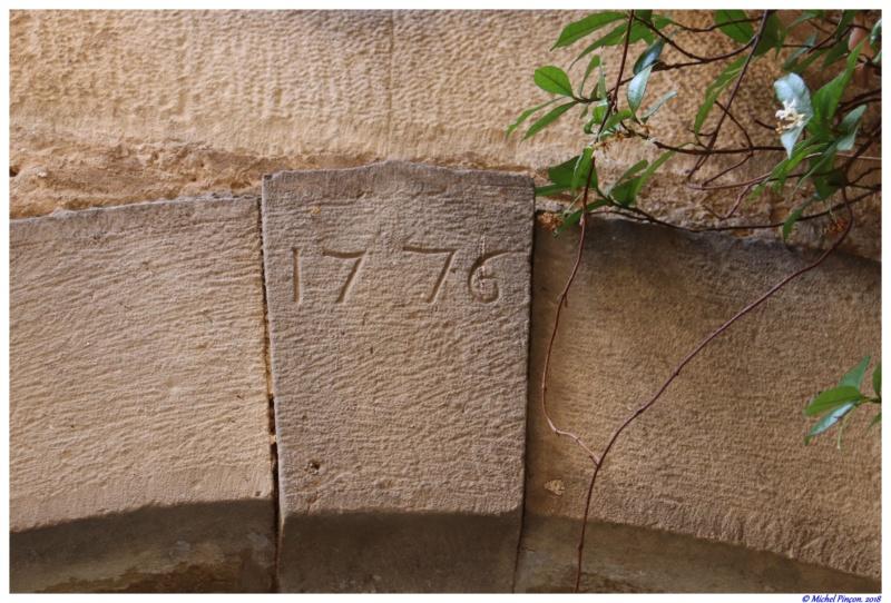 Fil ouvert-  Dates sur façades. Année 1602 par Fanch 56, dépassée par 1399 - 1400 de Jocelyn - Page 5 Dsc01680