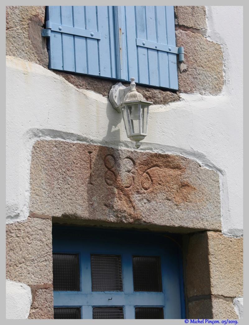 Fil ouvert-  Dates sur façades. Année 1602 par Fanch 56, dépassée par 1399 - 1400 de Jocelyn - Page 5 Dsc03824