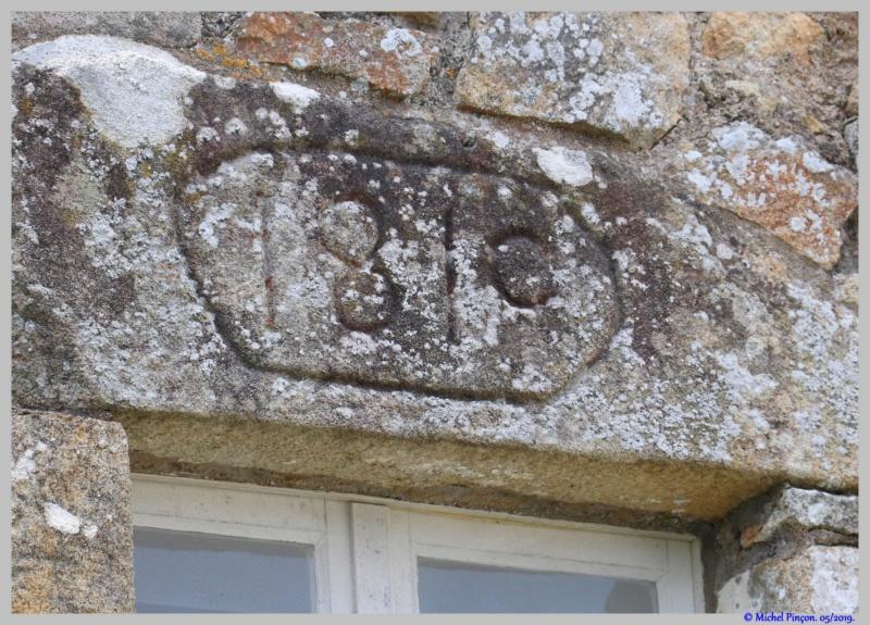 Fil ouvert-  Dates sur façades. Année 1602 par Fanch 56, dépassée par 1399 - 1400 de Jocelyn - Page 5 Dsc03825