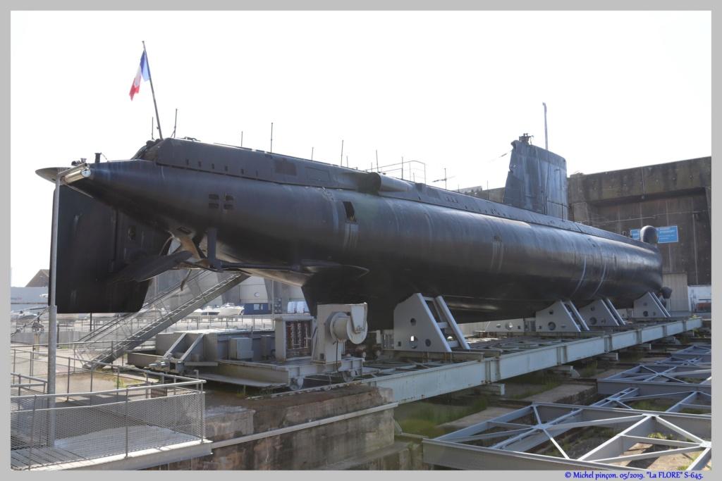 [Les Musées en rapport avec la Marine] Sous-Marin  Flore - Page 19 Dsc04677