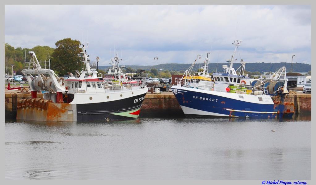[VIE DES PORTS] Quelques bateaux de pêche (sur nos côtes Françaises) - Page 2 Dsc05174