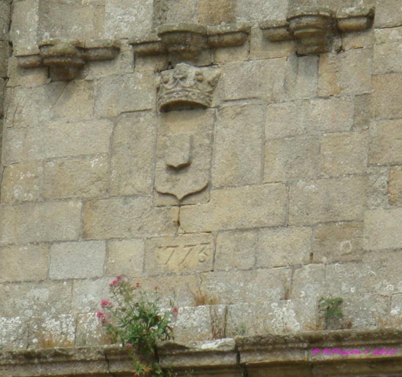 Fil ouvert-  Dates sur façades. Année 1602 par Fanch 56, dépassée par 1399 - 1400 de Jocelyn - Page 2 Dsc08710