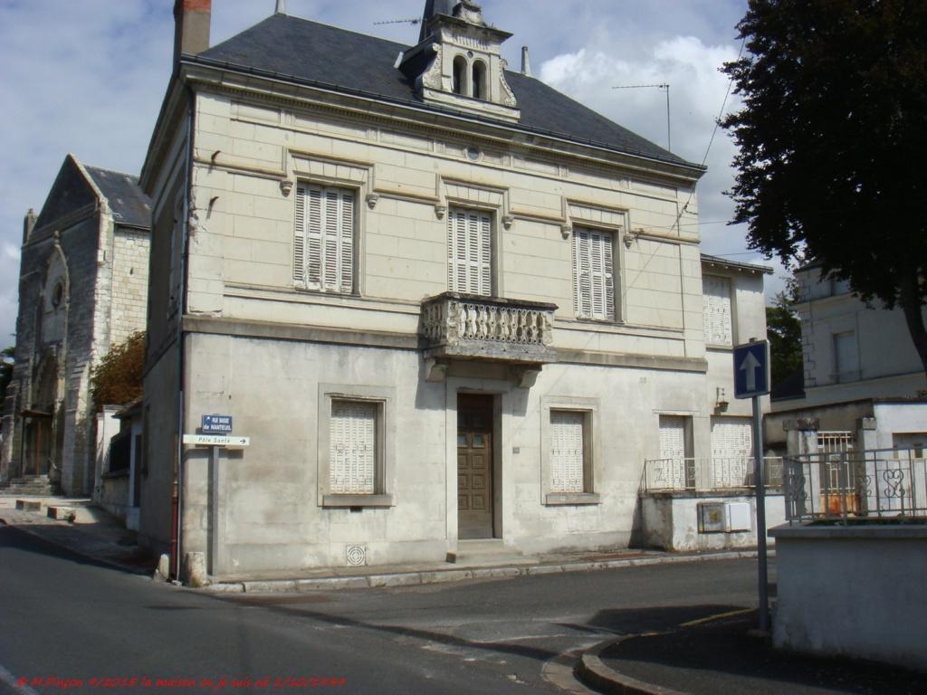 [ Histoires et histoire ] Les Caves Monmousseau de Montrichard -  Histoire vécue en juin 1940 Dsc09328