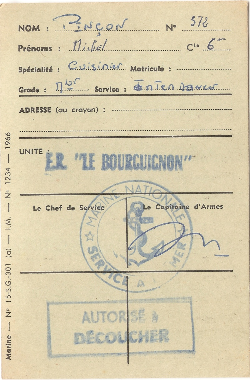 LE BOURGUIGNON (ER) - Page 37 Numzor22