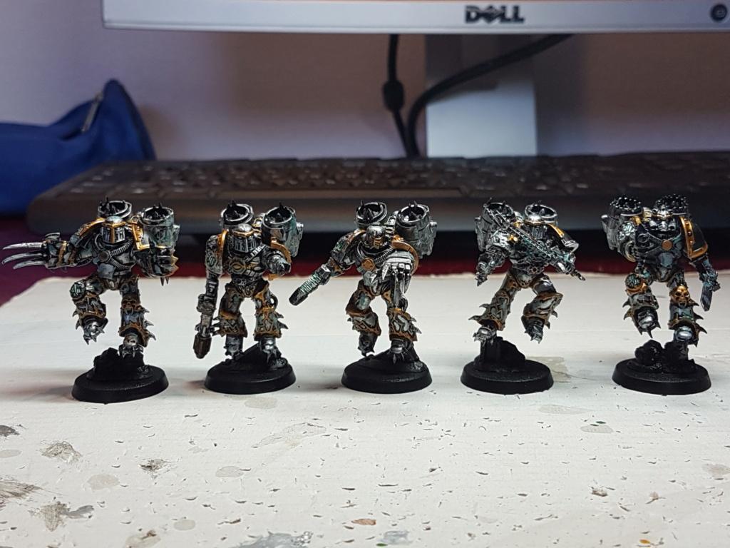 La 19th Grand Company des Iron Warriors 20201113