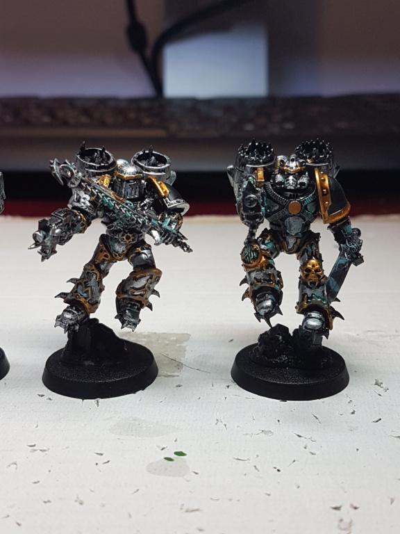 La 19th Grand Company des Iron Warriors 20201115