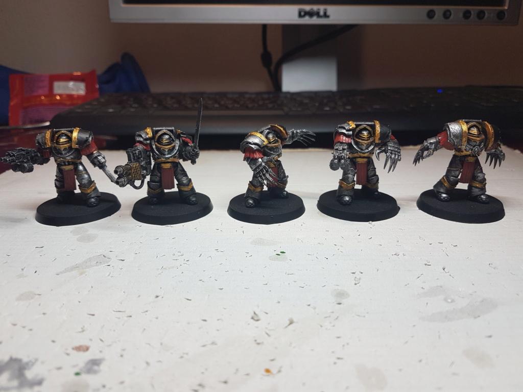 La 19th Grand Company des Iron Warriors 20201117