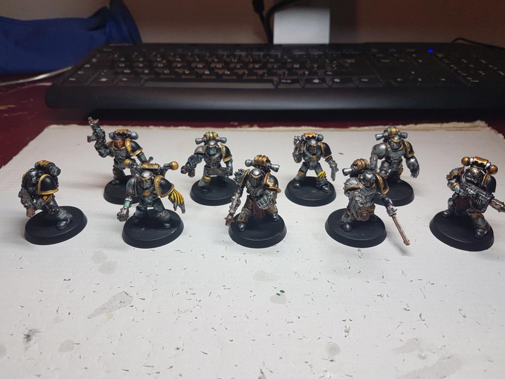 La 19th Grand Company des Iron Warriors 20201125
