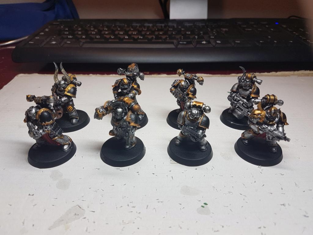 La 19th Grand Company des Iron Warriors 20201129
