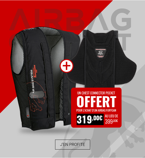 gilet airbag + kit connect offert ! Gilet10
