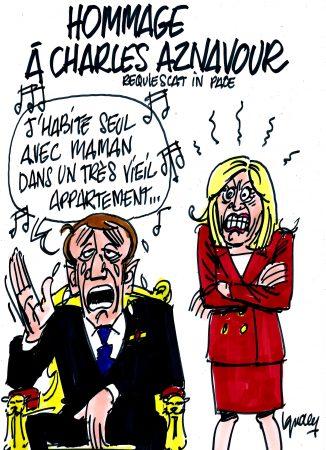 Monsieur Aznavour a rejoint J.H. Ignace10