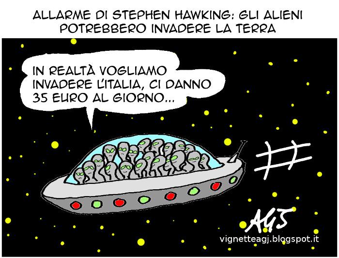 Ho incontrato gli extraterrestri Alien310