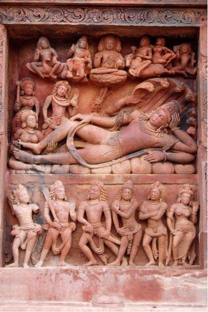 Vishnu e' il dio supremo Deogar10