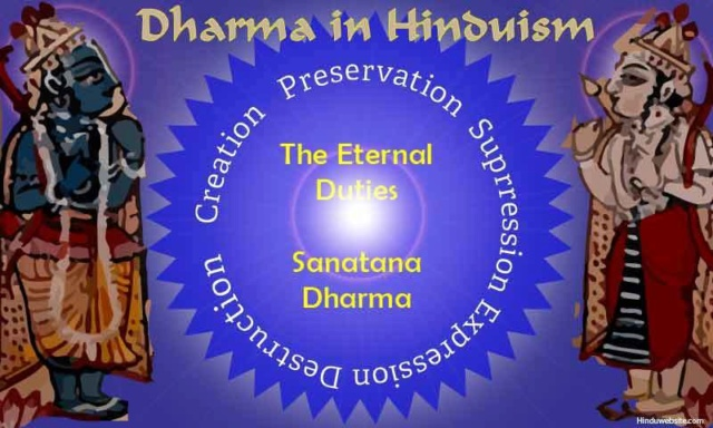 Darma, la legge cosmica e sue regole fondamentali Dharma10