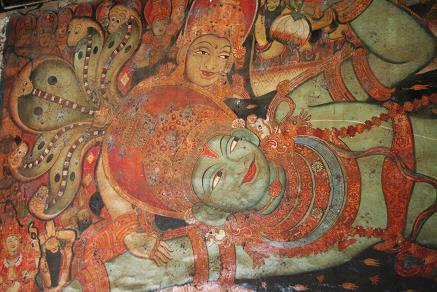 La parole di Krishna 8° Vishnu Sono-i10