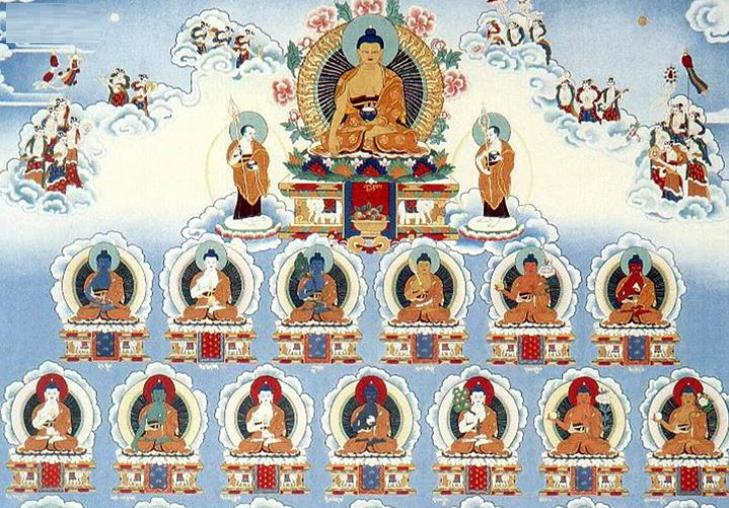 Buddhavamsa – Stirpe del Buddha Stirpe10