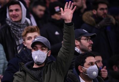 """Coronavirus : le match OL-Juventus a-t-il """"accéléré"""" la propagation du virus dans la région ? 78003511"""