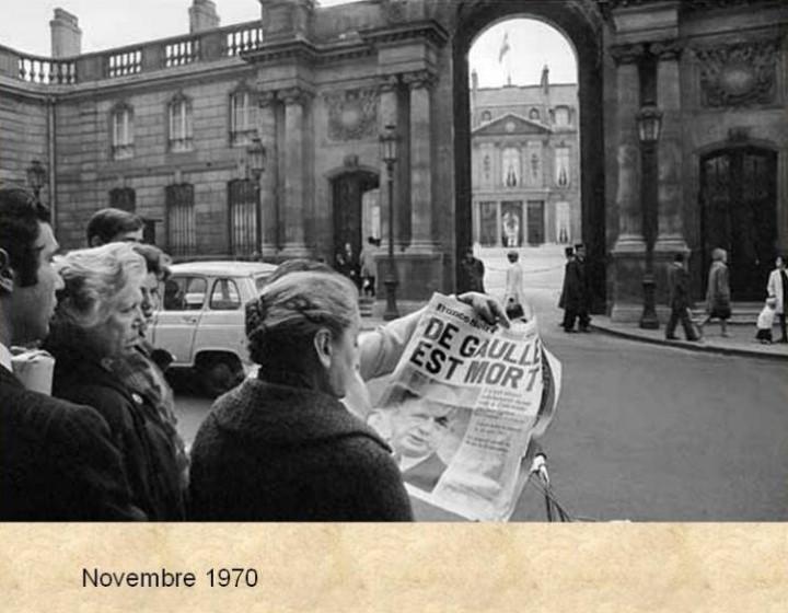 Que s´est-il passé en 1970 ?? * G_0250
