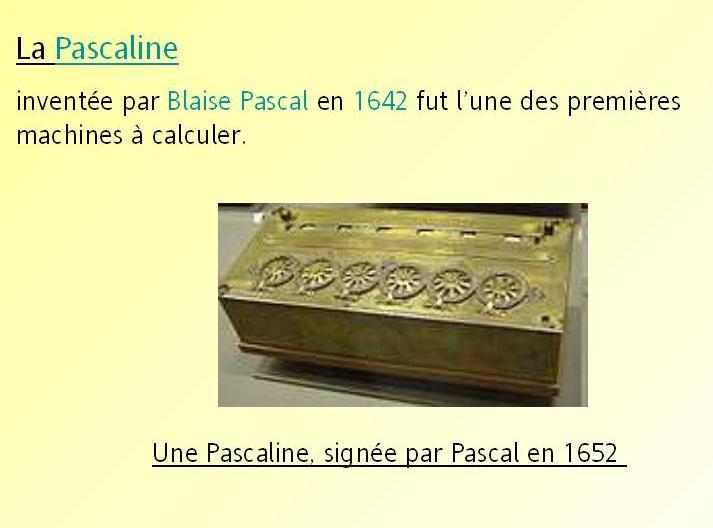 L´histoire des inventions françaises * G_0380