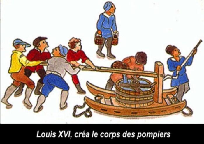 Le bon roi Louis XVI * G_0388