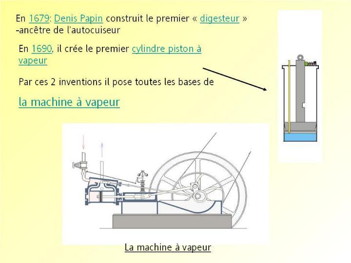 L´histoire des inventions françaises * G_0476