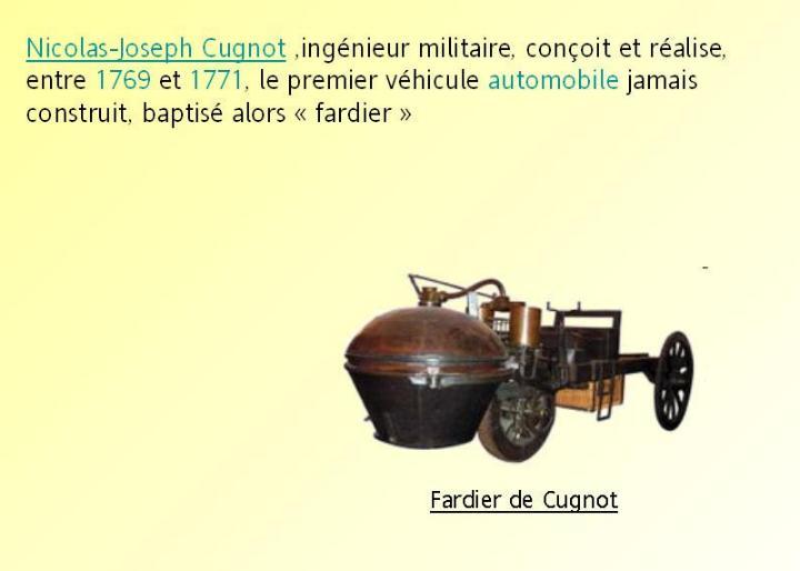 L´histoire des inventions françaises * G_0575