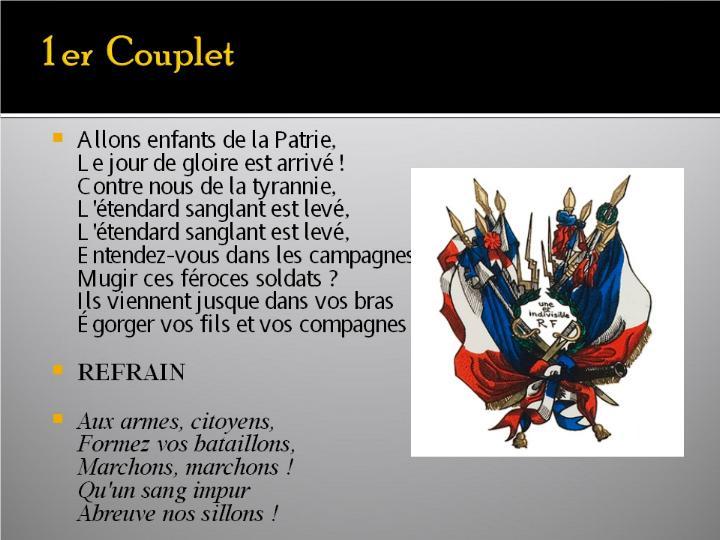 La Marseillaise et son histoire  G_0623