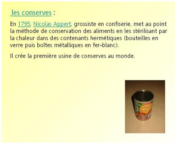 L´histoire des inventions françaises * G_0774